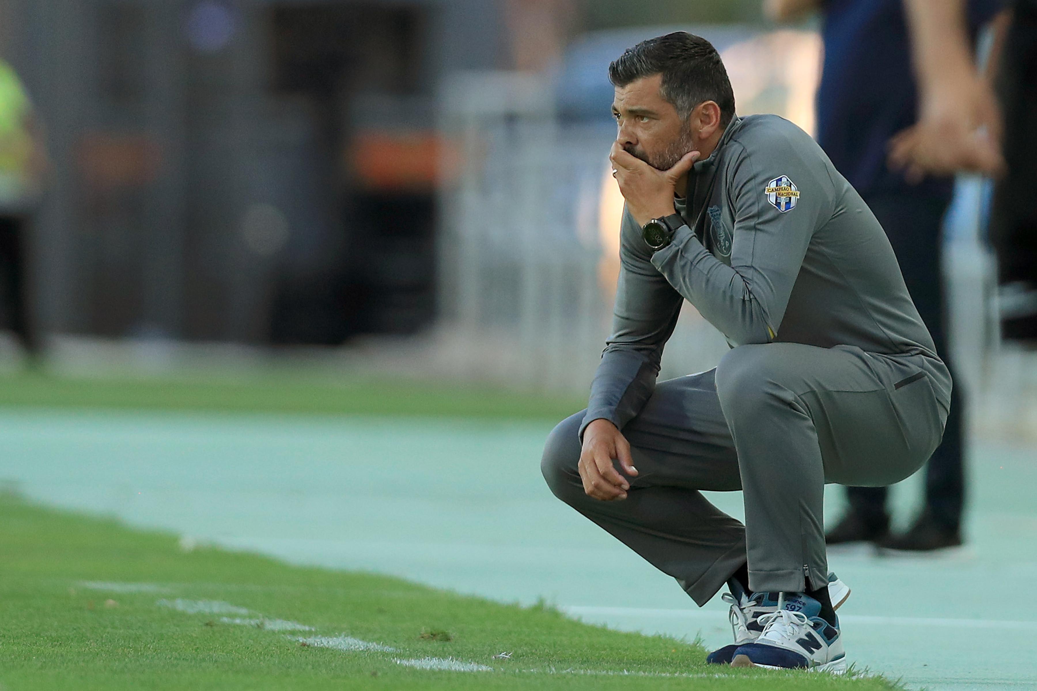 FC Porto tem uma 'montanha' para subir rumo às meias-finais