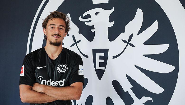 'Eclipse' Geraldes: Jovem leão ainda não se estreou pelo Eintracht