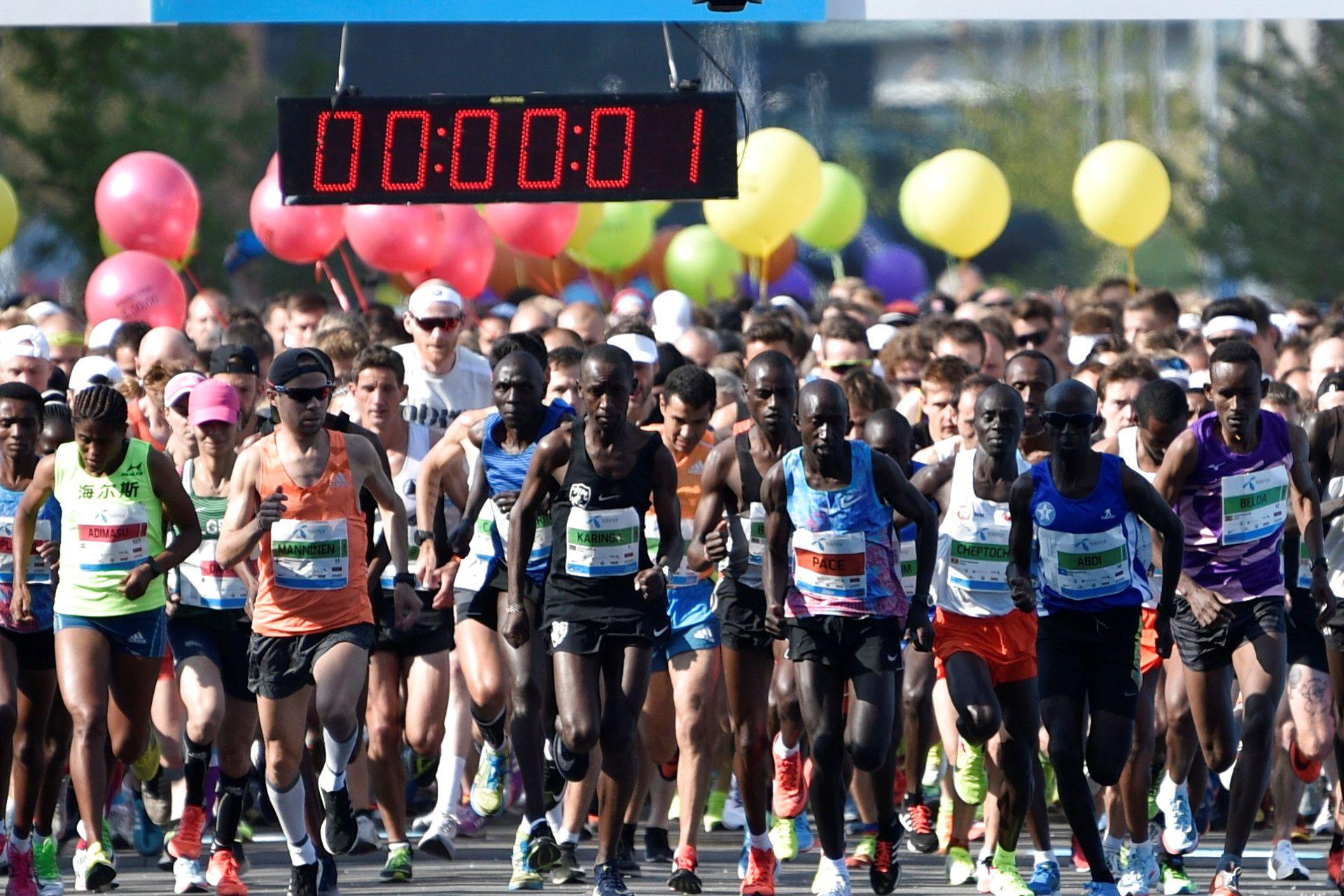 Provas da Meia Maratona de Lisboa condicionam trânsito a partir de hoje