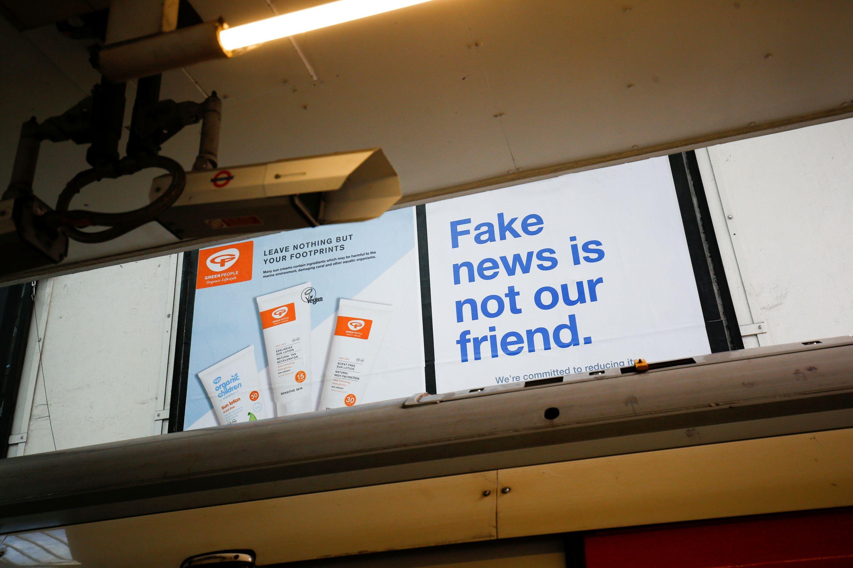 Sociedade mais consciente dos riscos da desinformação