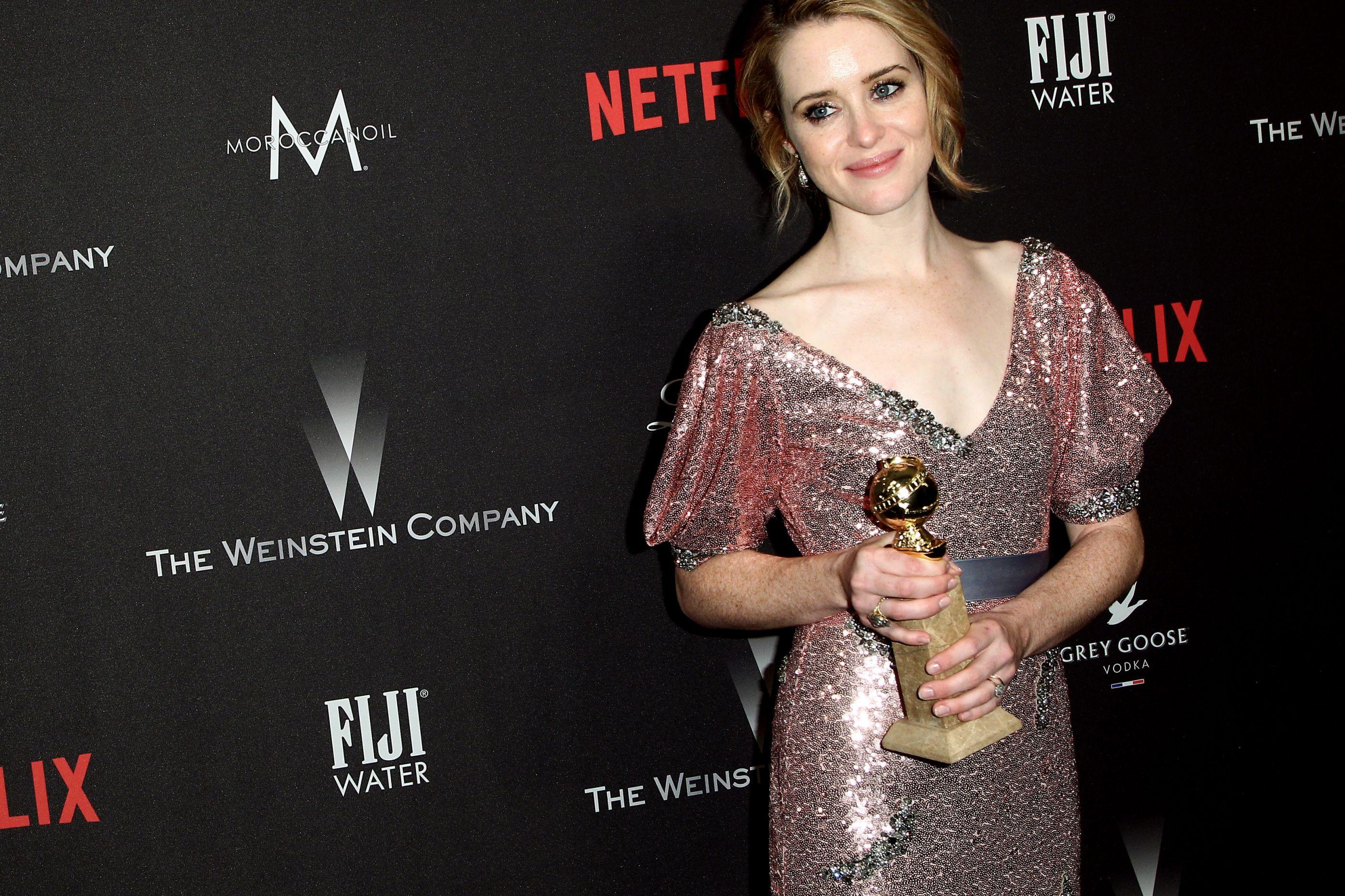 Claire Foy ganhou um Emmy… mas foi barrada na 'after party' do evento