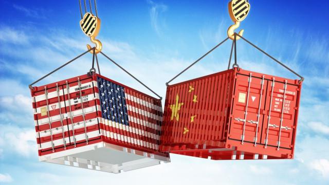 Excedente comercial chinês com EUA bate novo recorde