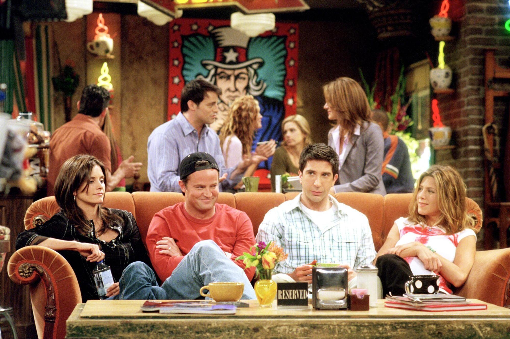 'Friends' custou 100 milhões de dólares à Netflix