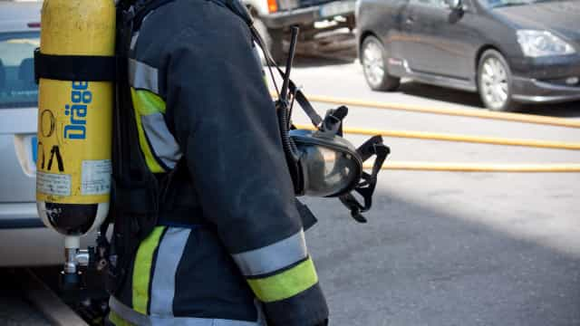 Obras danificam conduta de gás e levam ao corte do trânsito em Famalicão