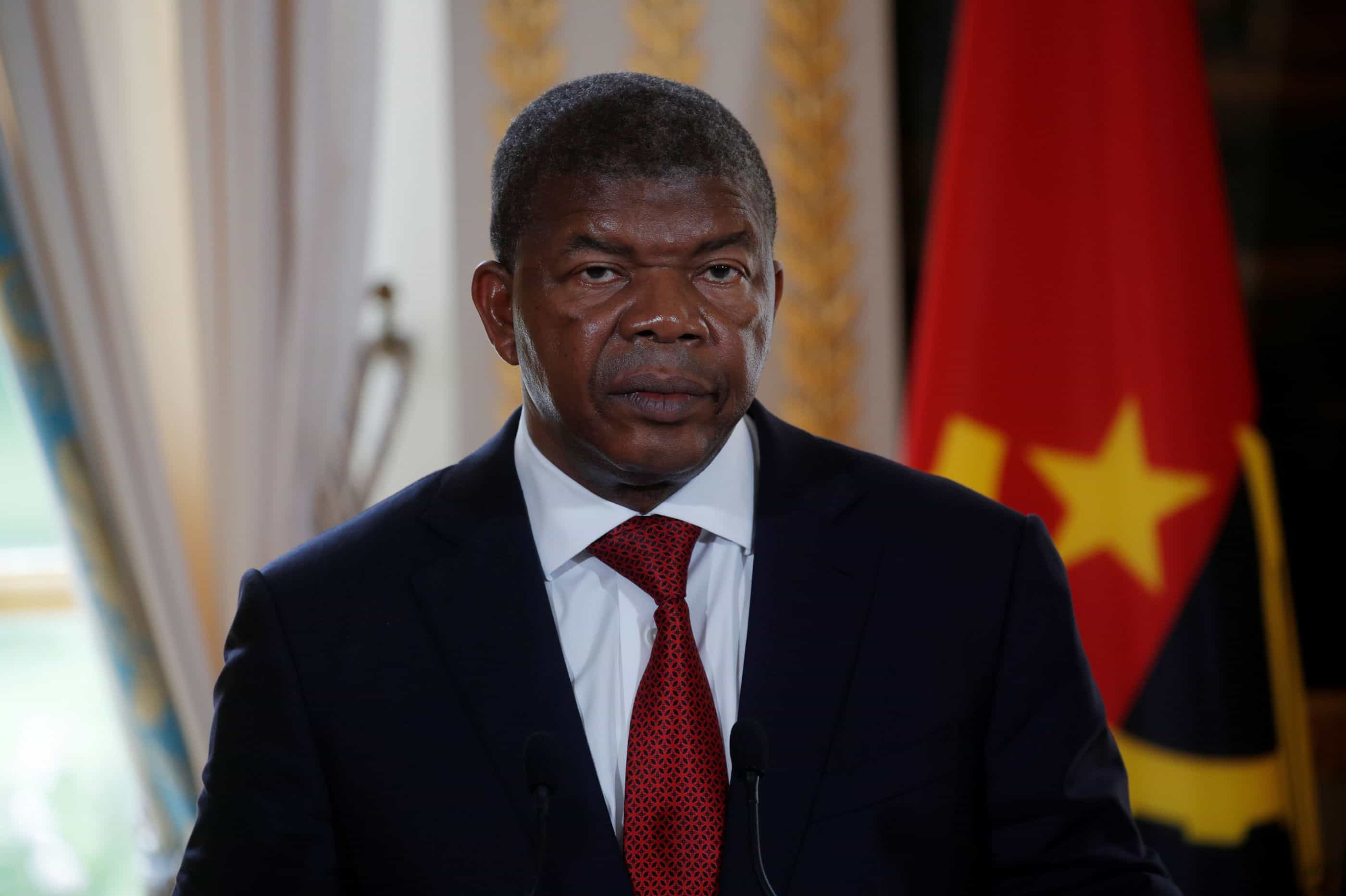 Angola confirma que João Lourenço visita Portugal a 23 e 24 de novembro