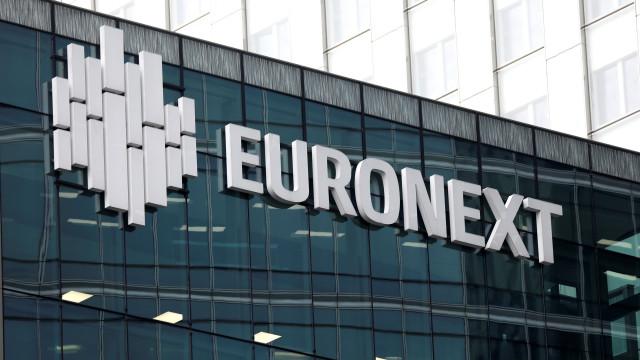 """Abertura das bolsas da Euronext atrasada devido a """"problemas técnicos"""""""