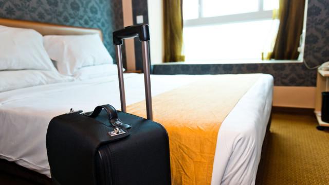 Faturação dos estabelecimentos hoteleiros subiu 8,7% em 2018