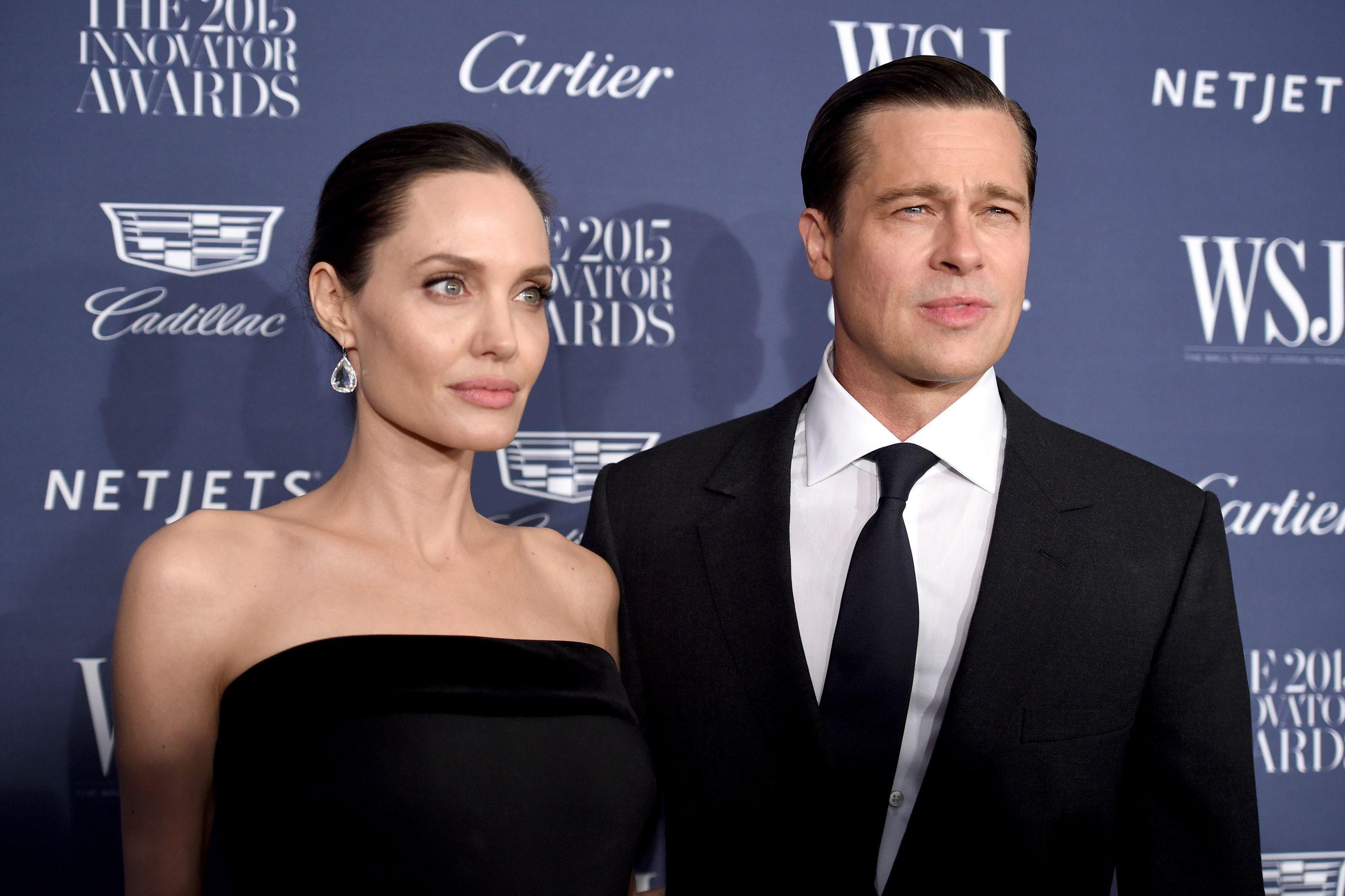 """Brad Pitt preparado para aguentar """"dramas"""" de Angelina Jolie"""
