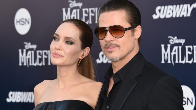 Angelina Jolie nunca quis ser a 'bruxa má' no divórcio com Brad Pitt