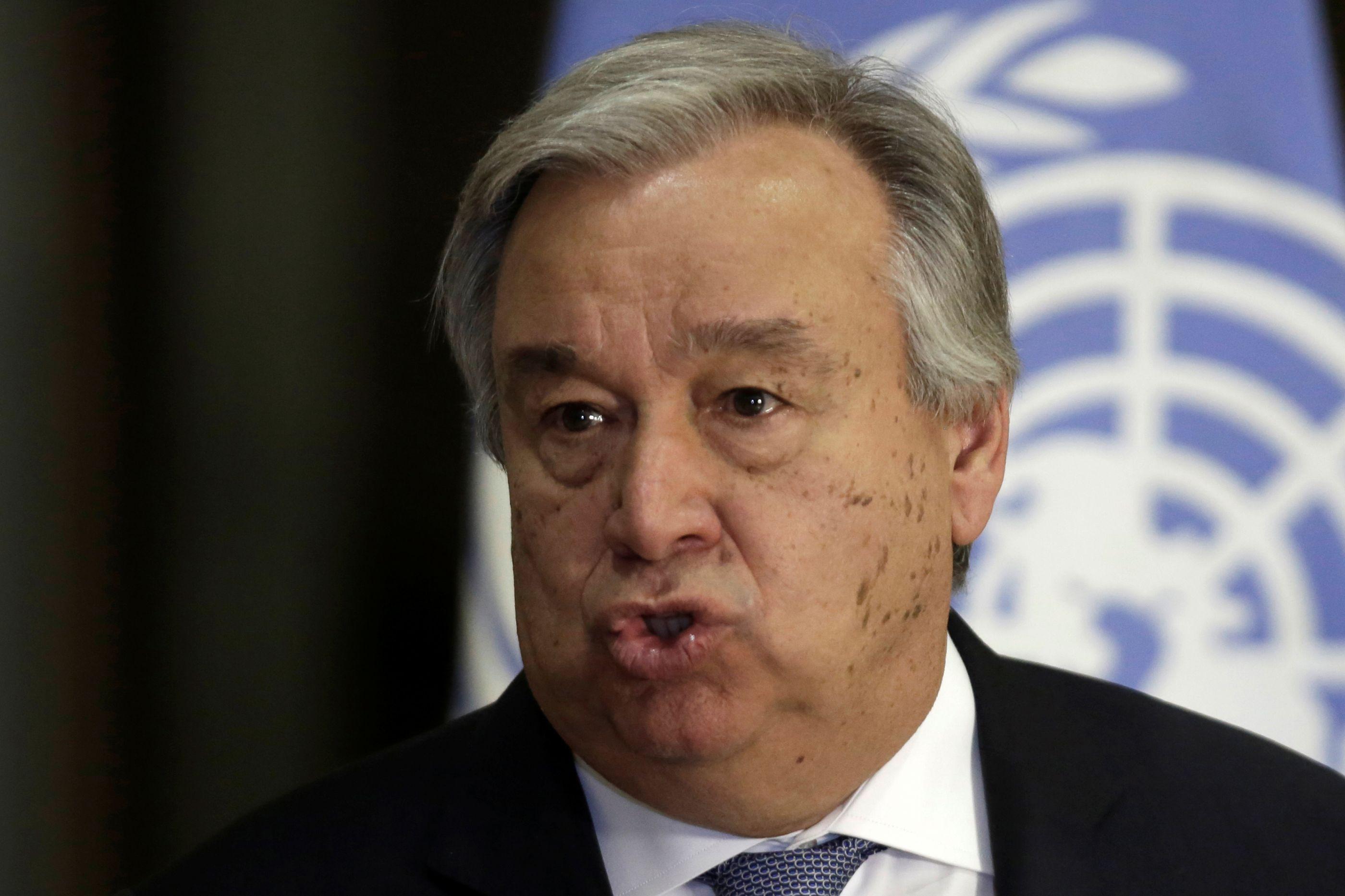 Idai: Guterres espera generosidade face à dívida moçambicana