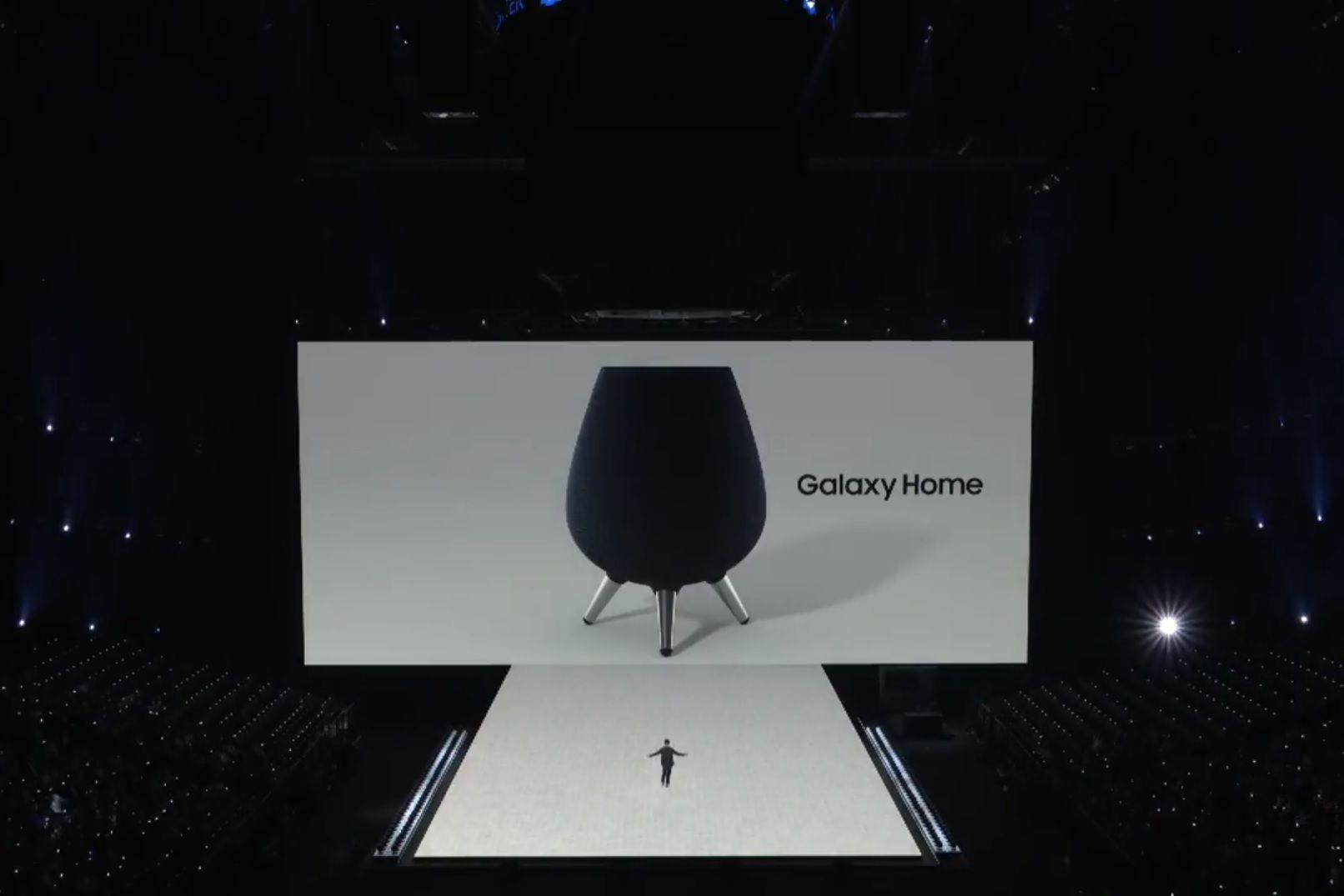 Samsung. Foi sentida a ausência de um membro da 'família' Galaxy