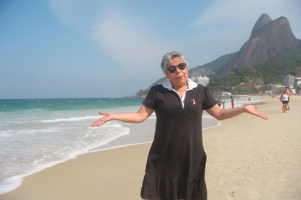 """Maria Vieira: """"Ainda não parei de rir à custa da triste Judite Sousa"""""""