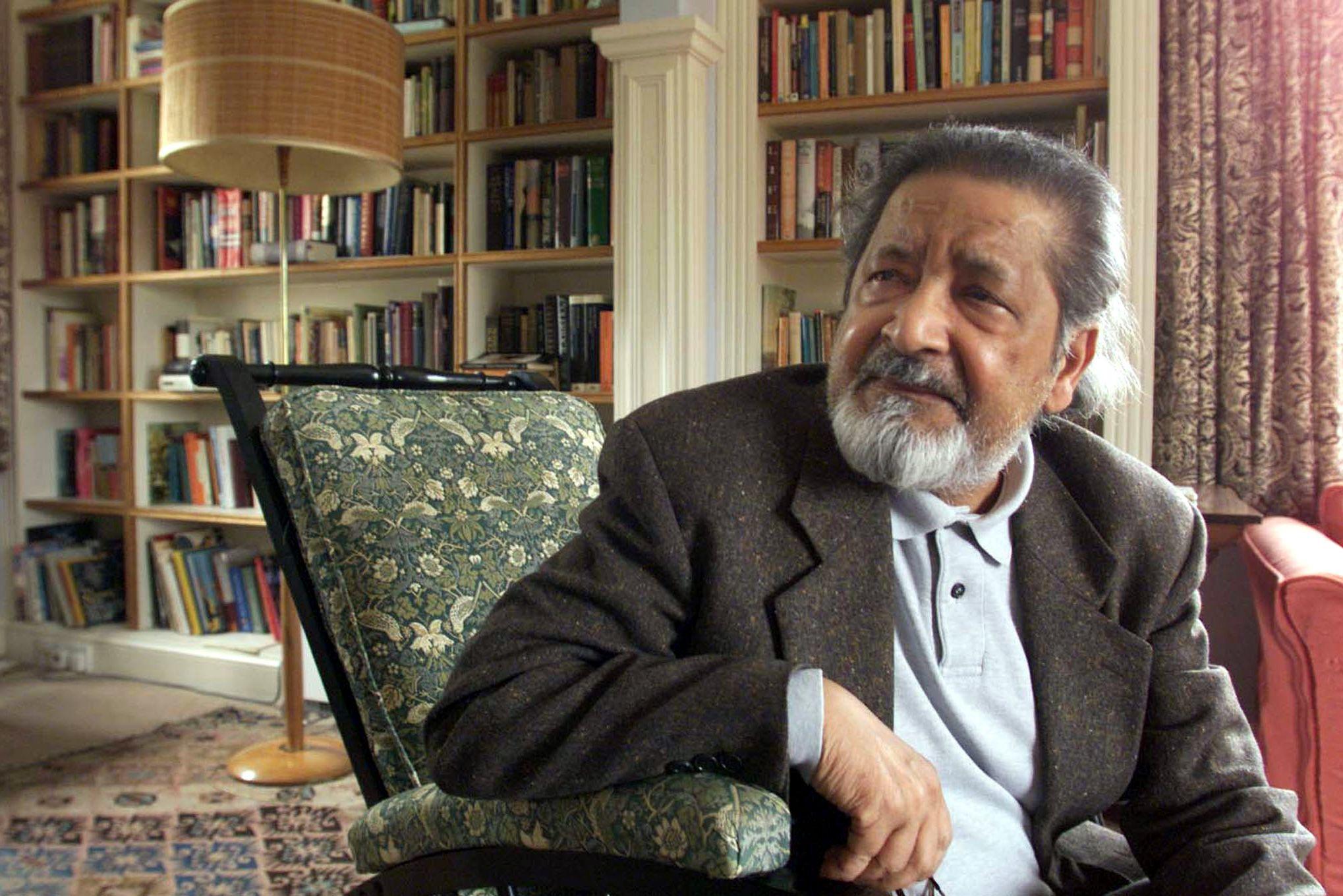 Morreu o Nobel da Literatura Vidiadhar Naipaul