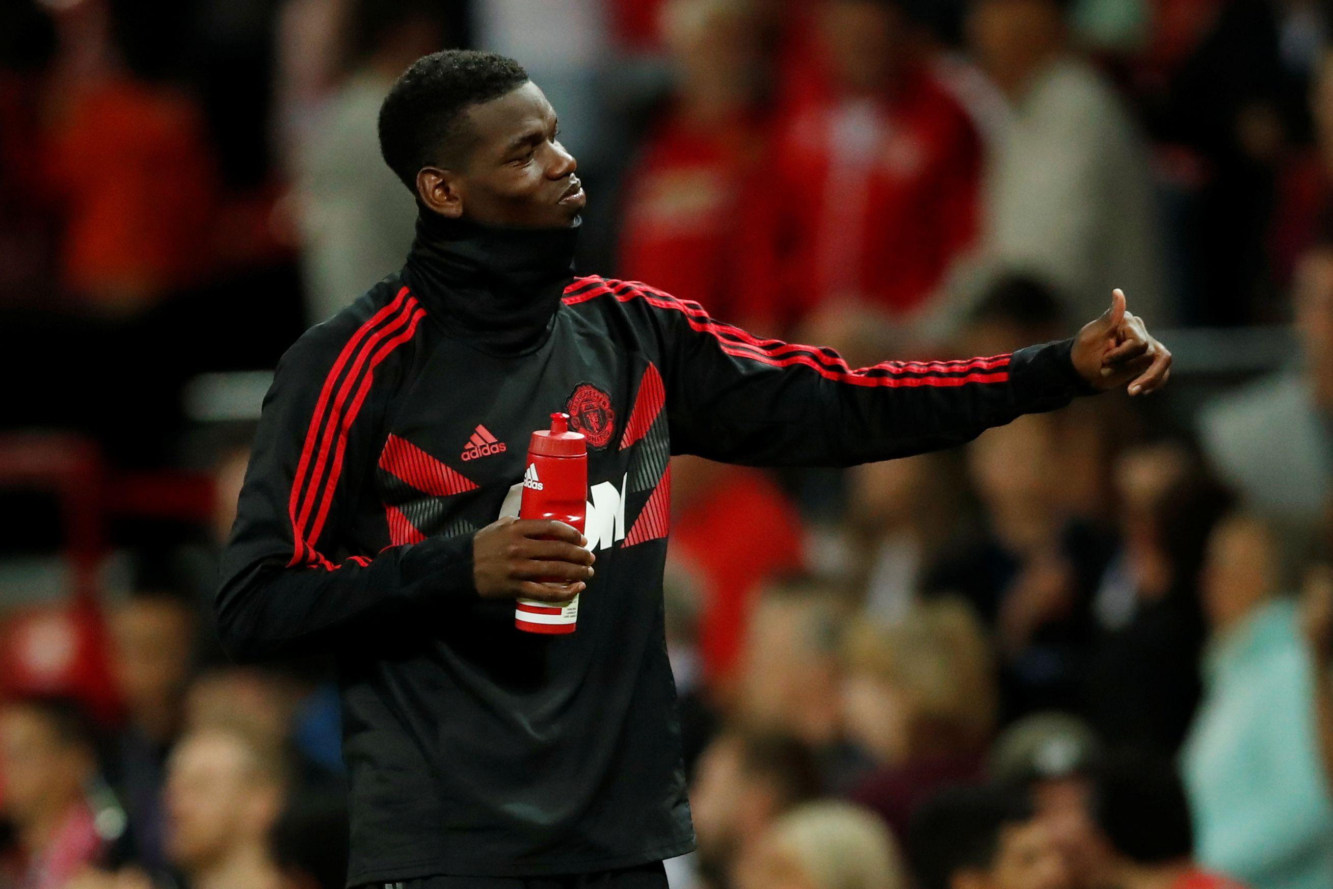 Juventus insiste em Pogba e dá a Mourinho uma de três estrelas