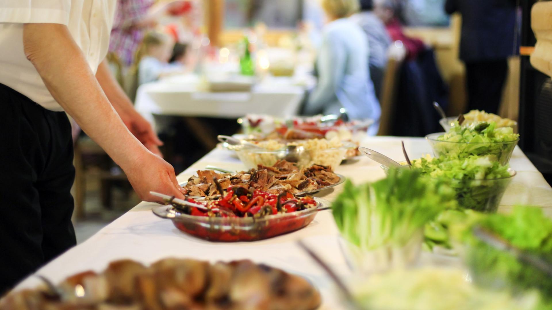 Nutricionistas alertam que portugueses estão comer o dobro