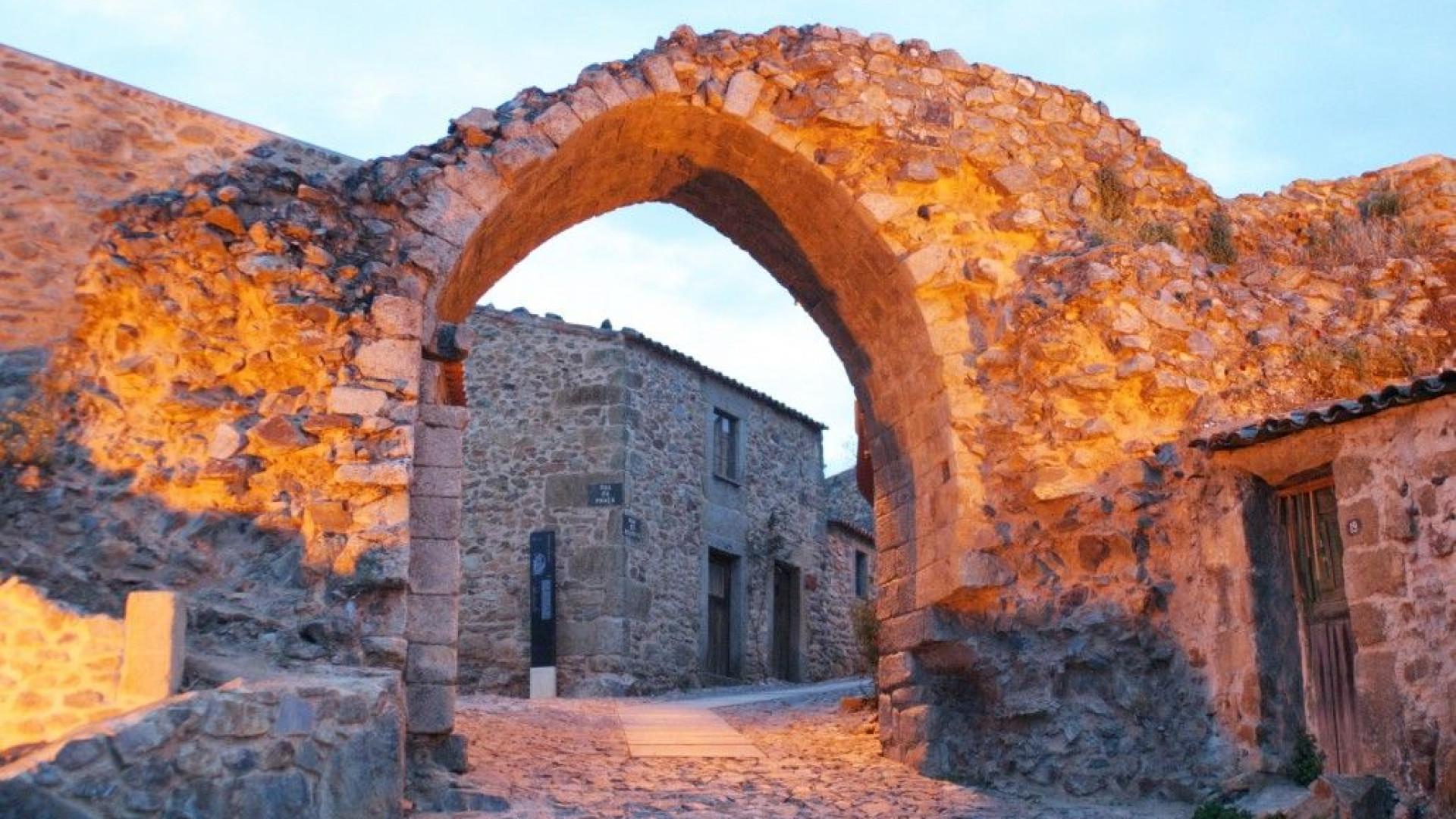 Visitas guiadas encenadas regressam à aldeia histórica de Castelo Rodrigo