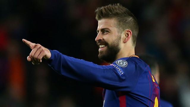 Adeus, Espanha: Piqué convocado para a seleção da Catalunha
