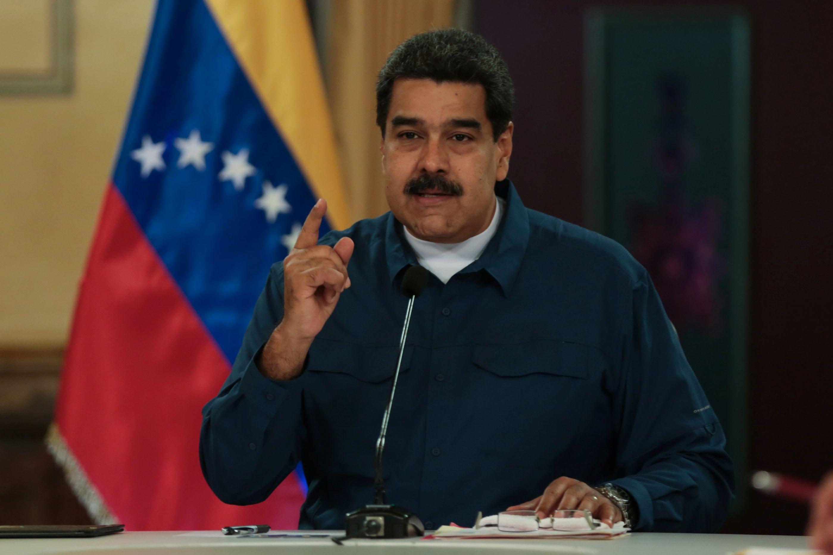 Nicolás Maduro rejeita convocar eleições ou abandonar o poder