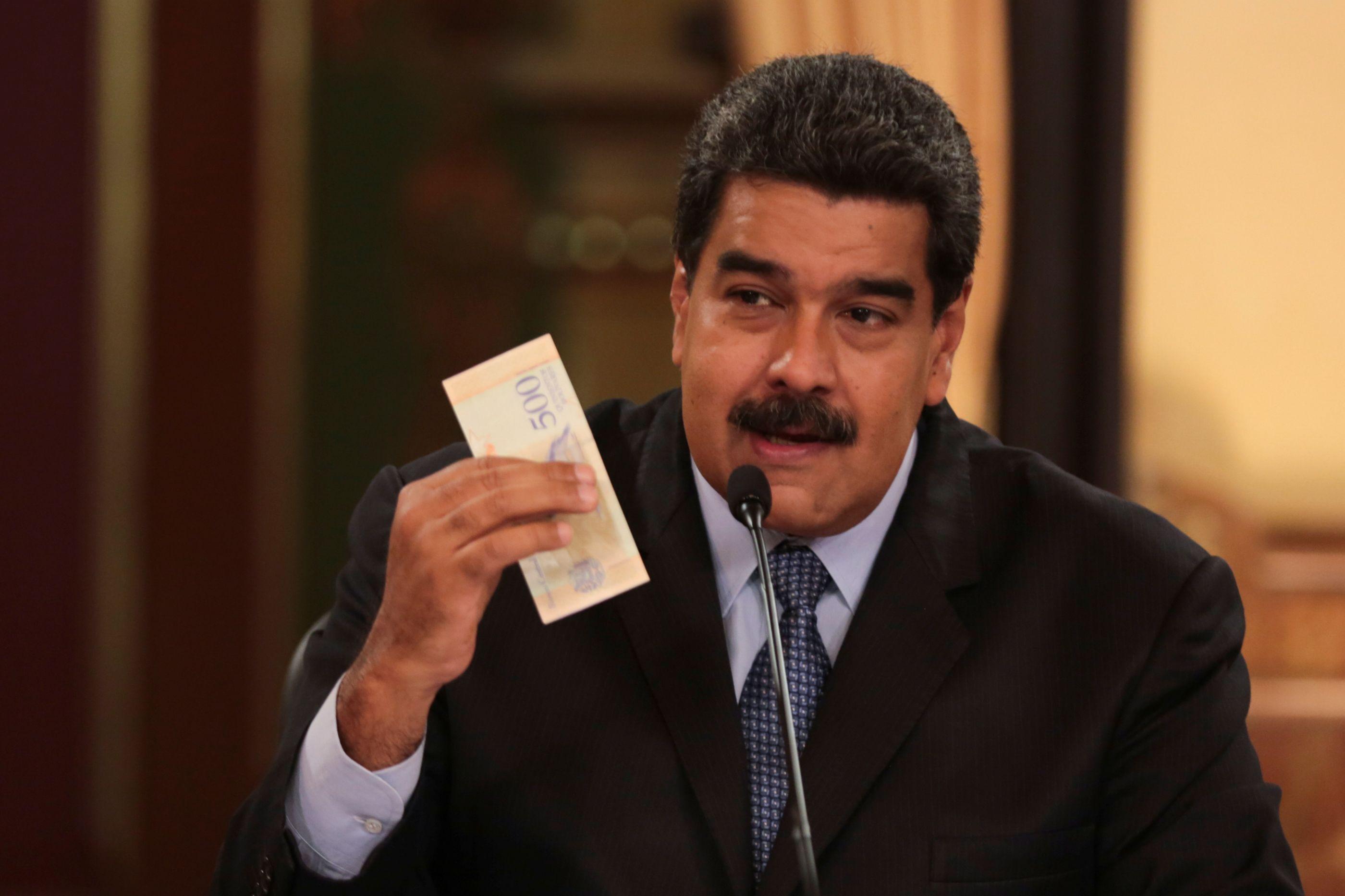 """Vice-presidente dos EUA """"ridicularizou""""-se nas Nações Unidas, diz Maduro"""