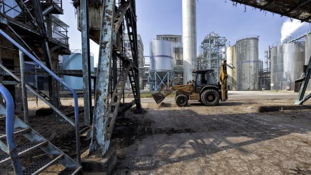 Navigator em Setúbal parada há 3 dias com greve dos trabalhadores
