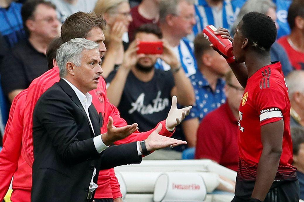 """""""Pogba perdeu o total respeito por Mourinho"""""""