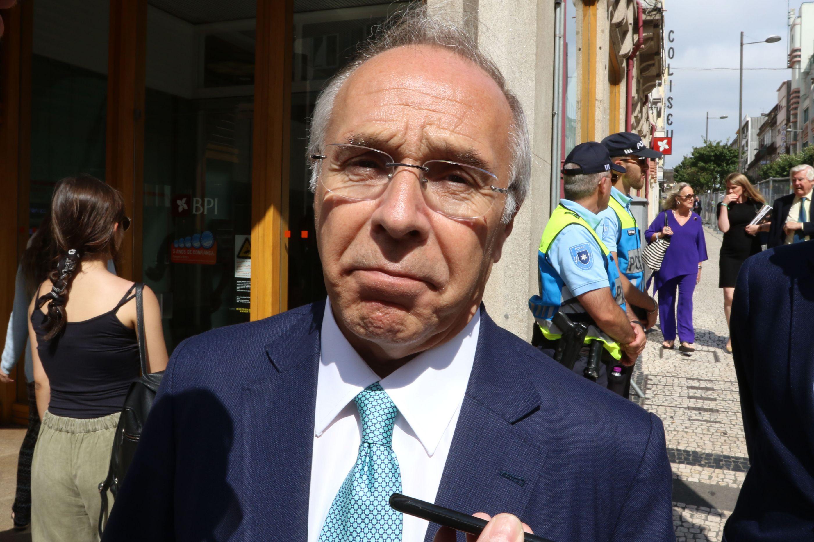 """""""António Costa teve um comportamento desastroso no processo de Tancos"""""""