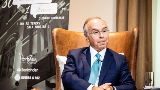 """Ouvi Tomás Correia a falar e parecia que estava a ouvir Ricardo Salgado"""