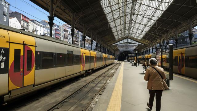 Apesar da greve, ligações para Sintra, Cascais e Setúbal estão a 100%