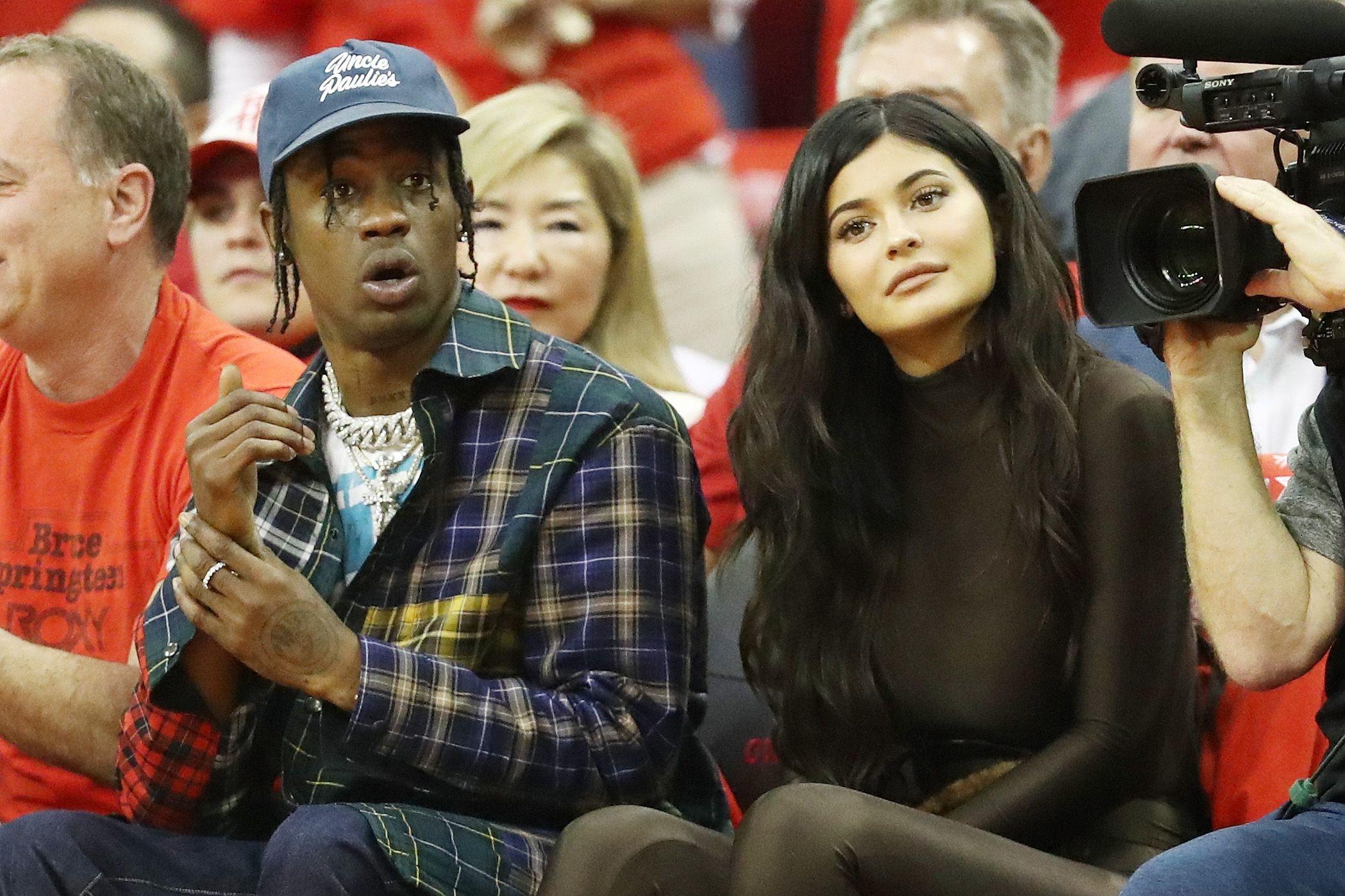 Relação de Kylie Jenner e Travis Scott em risco