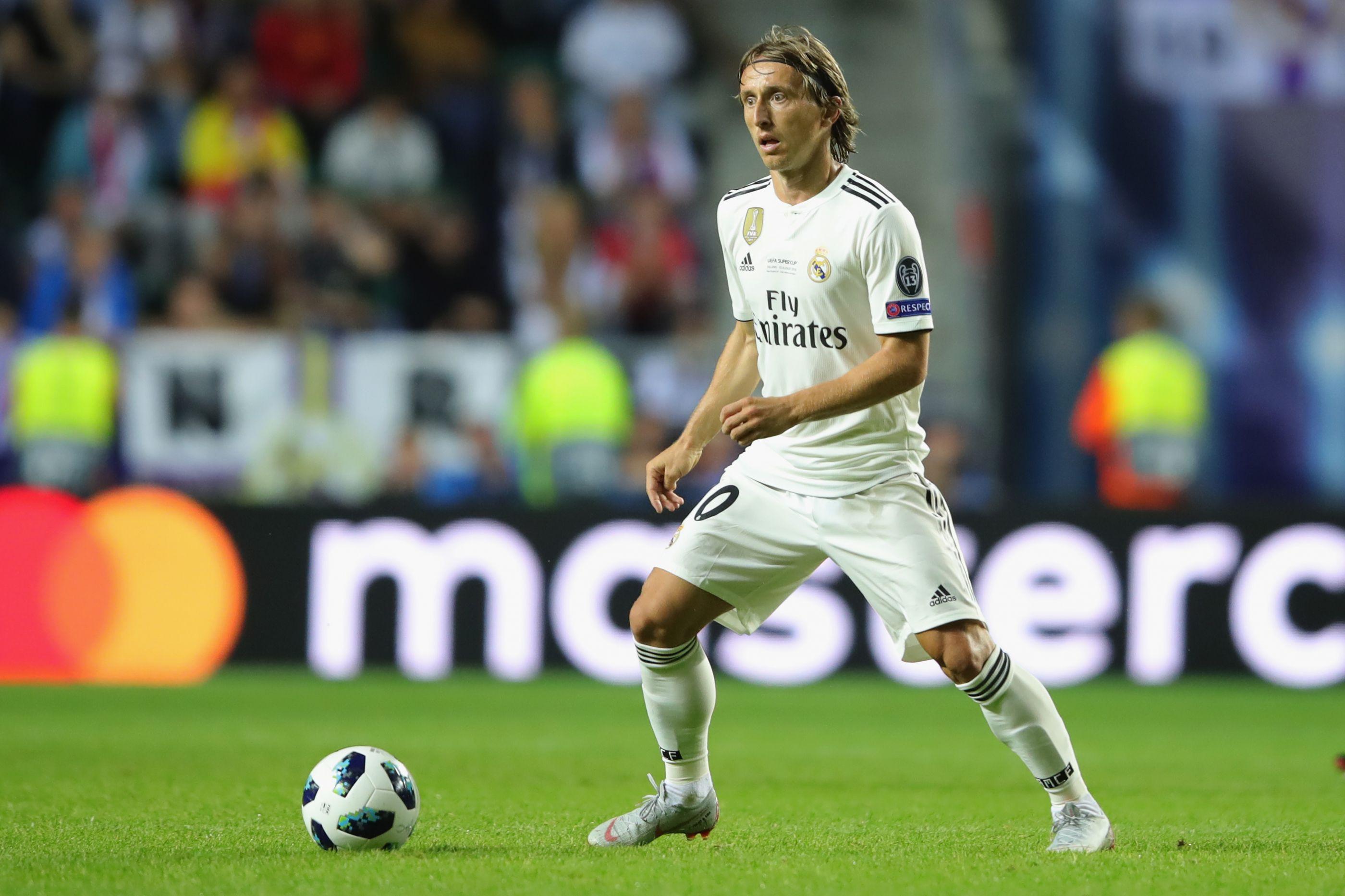 Goal: Modric eleito o melhor jogador do mundo