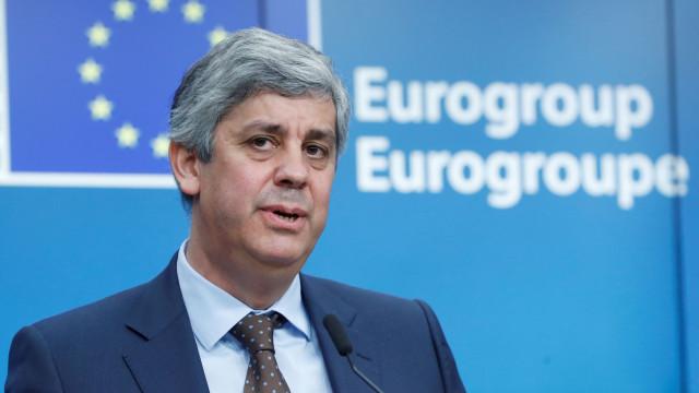 Centeno: Abrandamento da economia deve fazer decisores políticos pensar