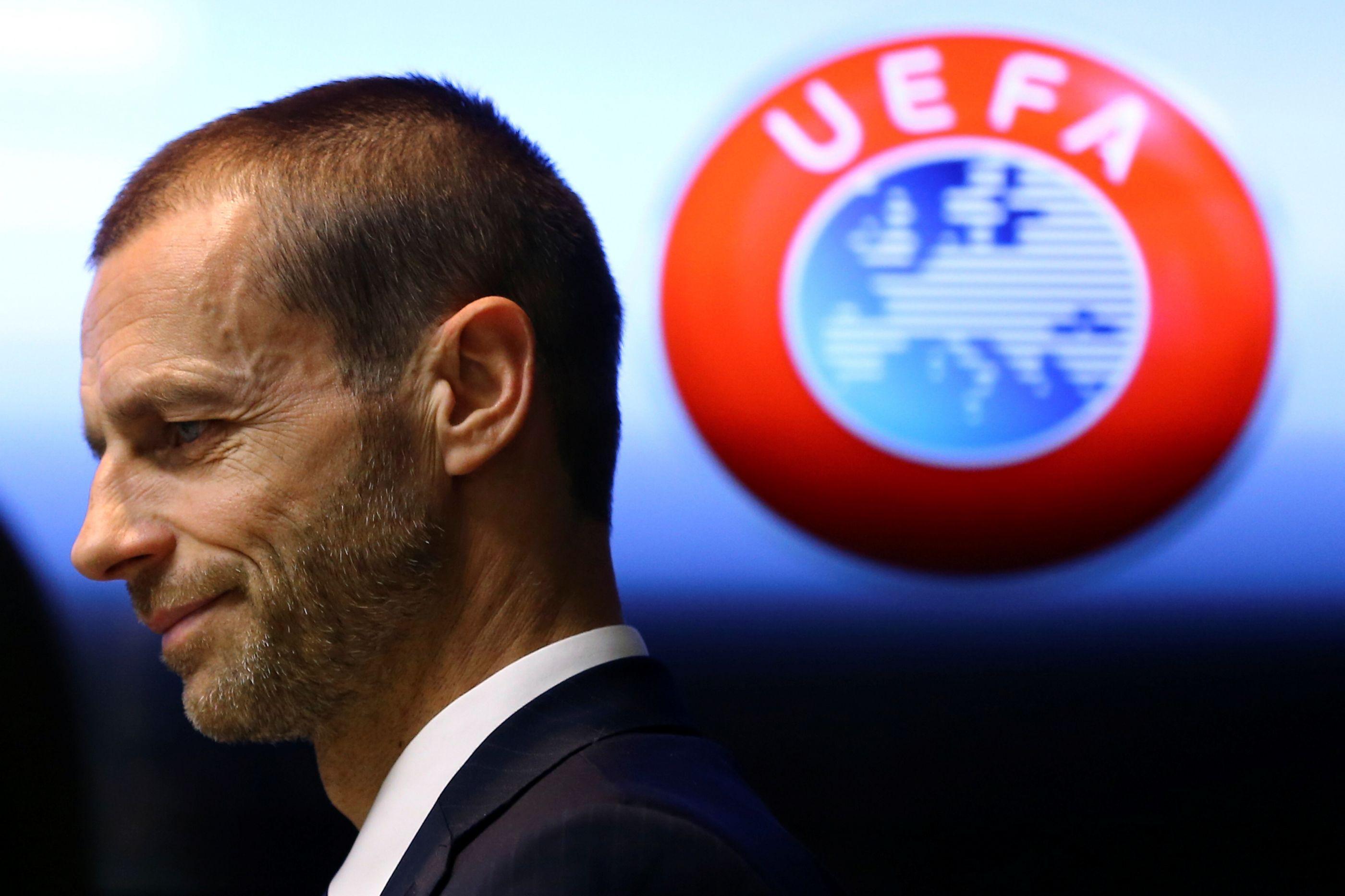 UEFA anuncia nova competição europeia de clubes
