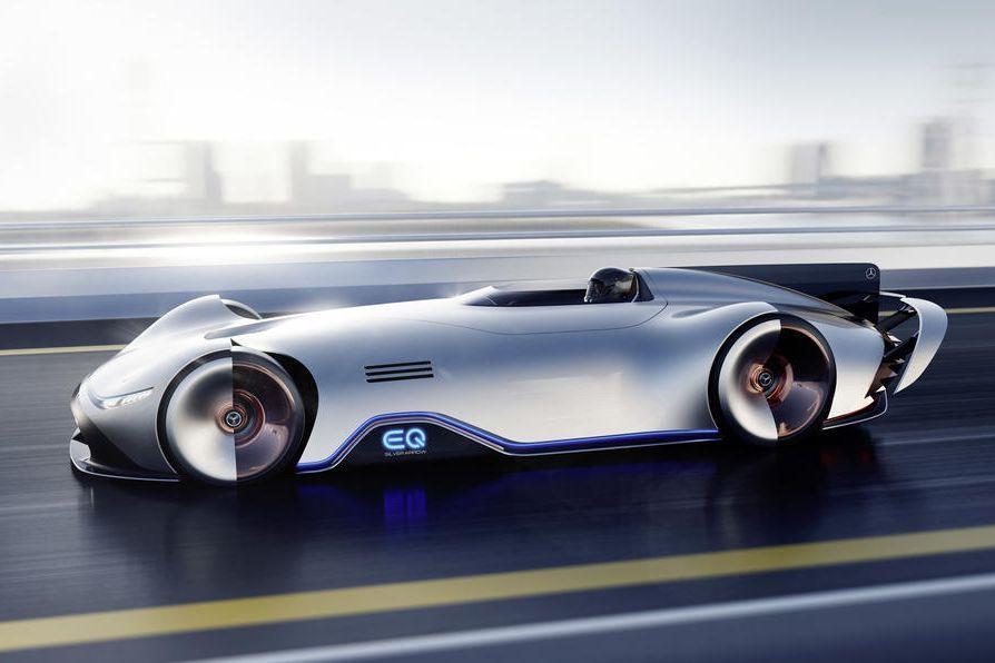 Já conhece o novo superdesportivo da Mercedes?