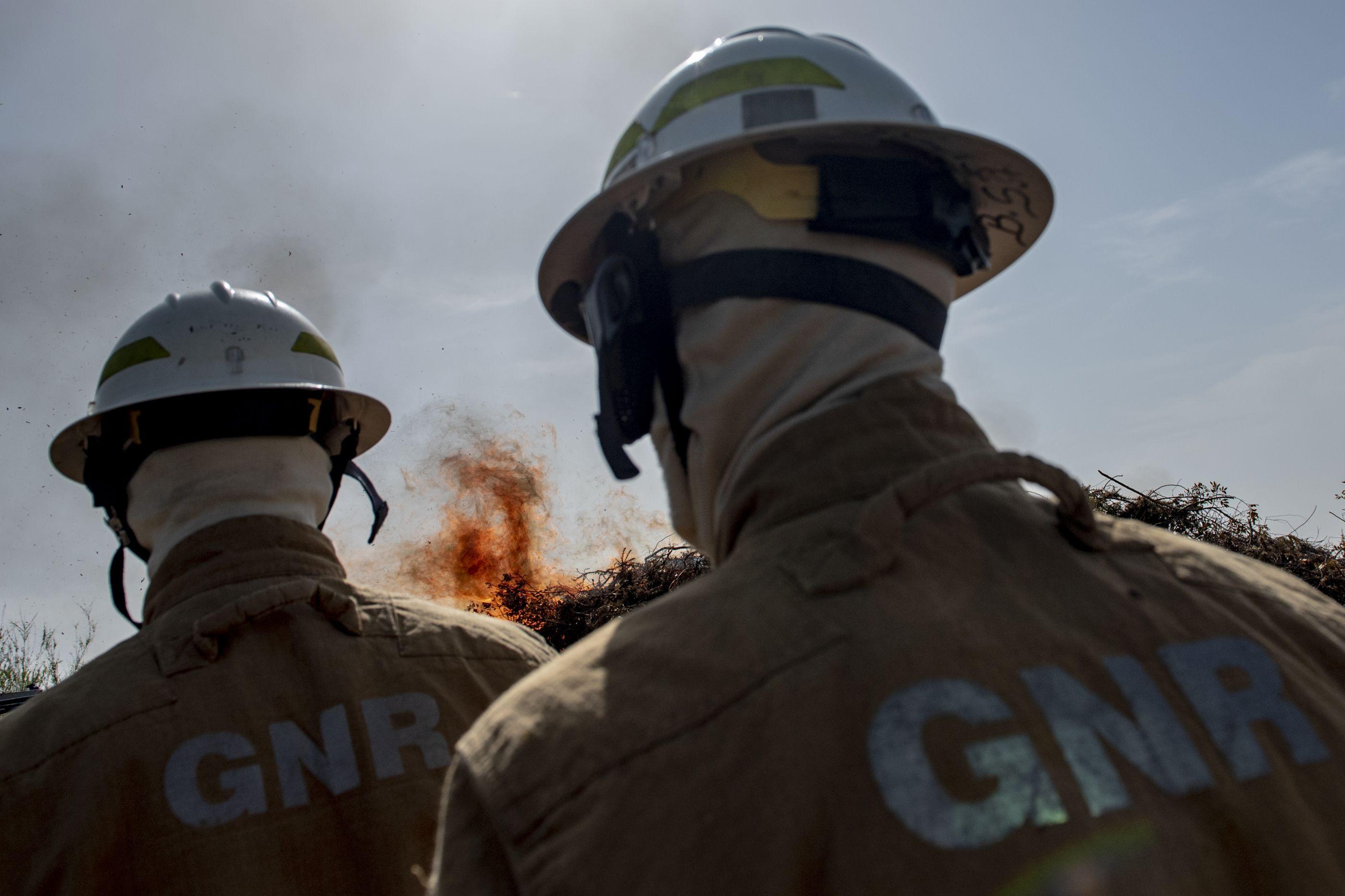 Risco de incêndio em níveis elevado e muito elevado nos próximos dias