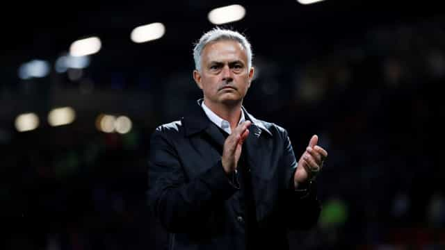Mourinho fala de CR7 e Messi e 'arruma' a questão do melhor do mundo