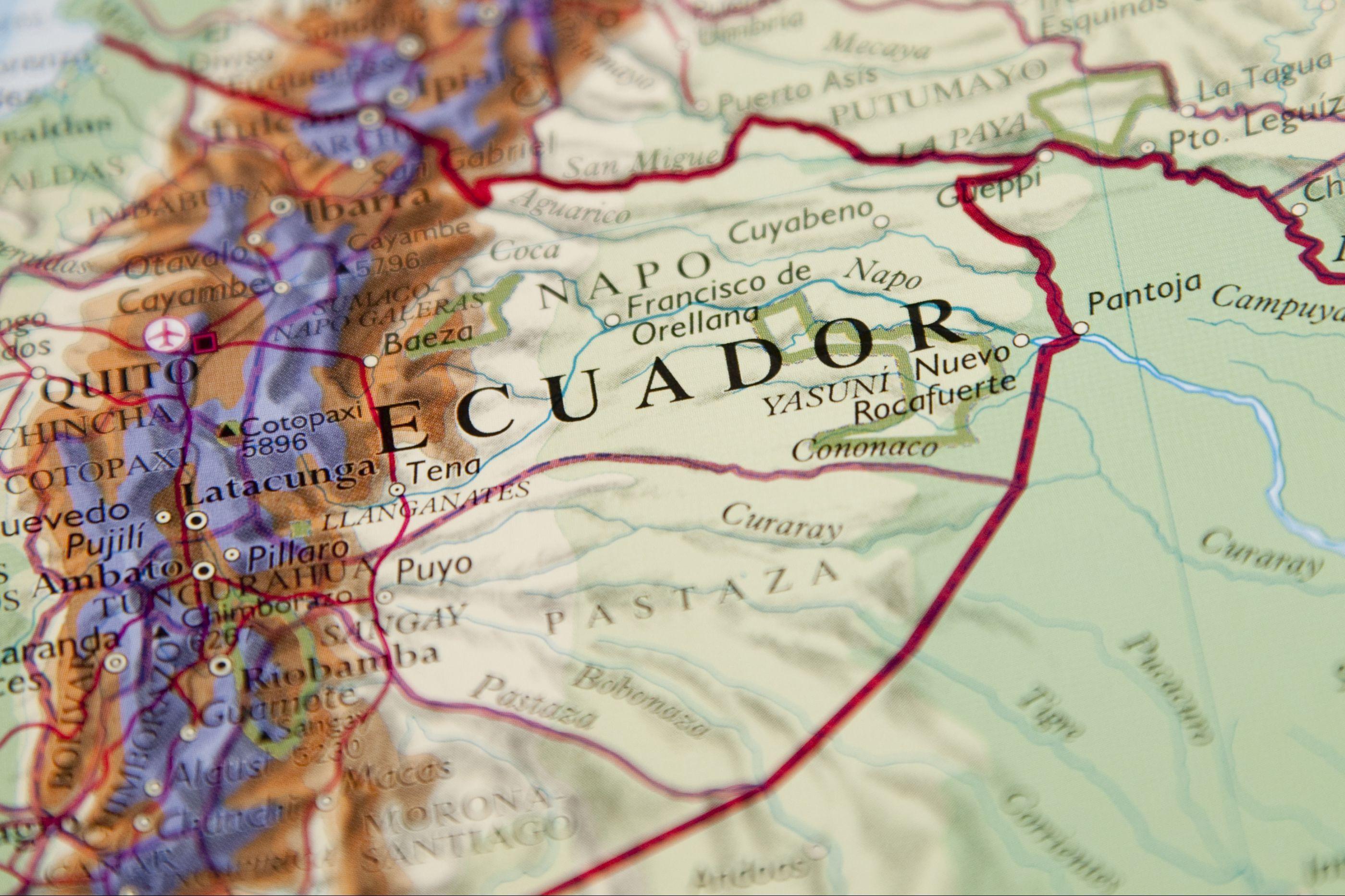 Equador anuncia empréstimos superiores a 10.000 milhões de dólares