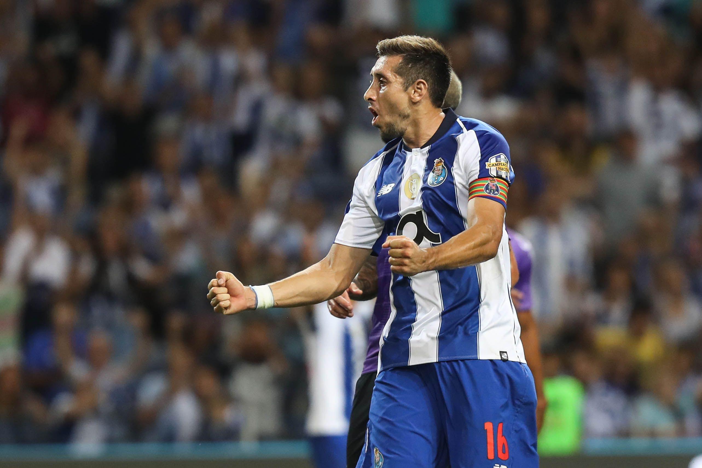 FC Porto agenda reunião com Herrera para fechar renovação