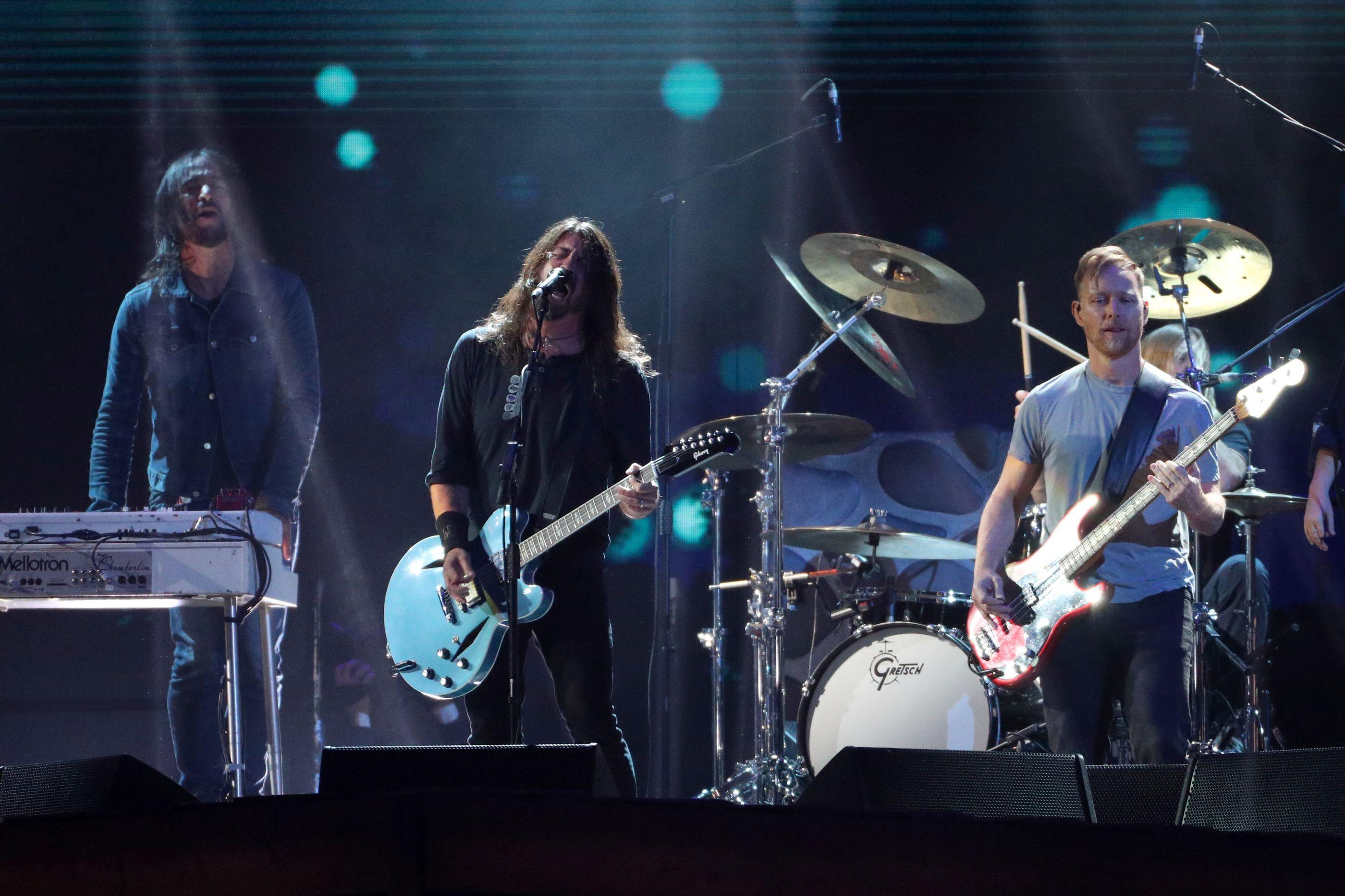 Foo Fighters revelam datas de tour europeia. Portugal não está nos planos
