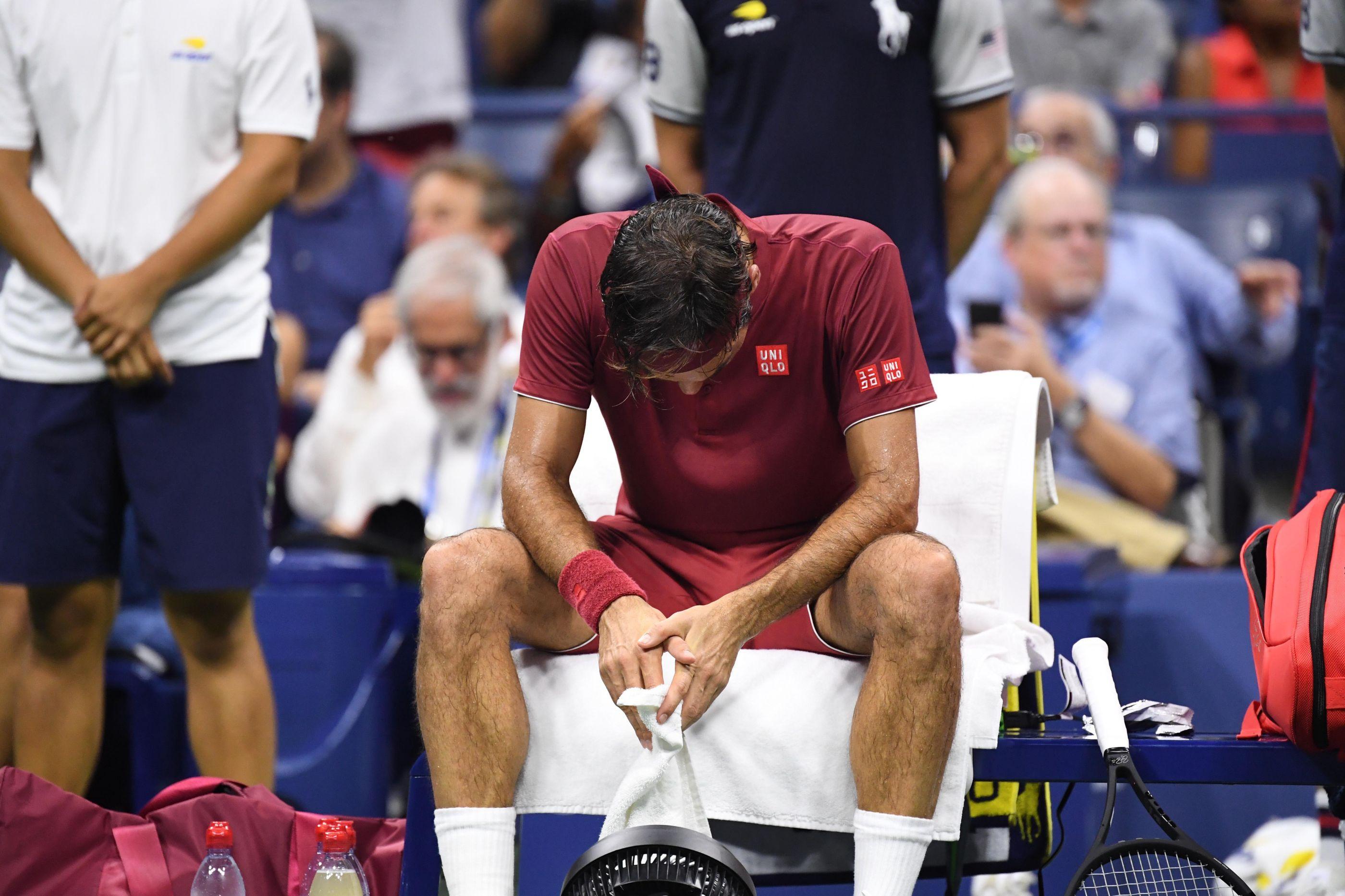 """""""Cheguei a querer que Nadal e Djokovic não existissem"""""""