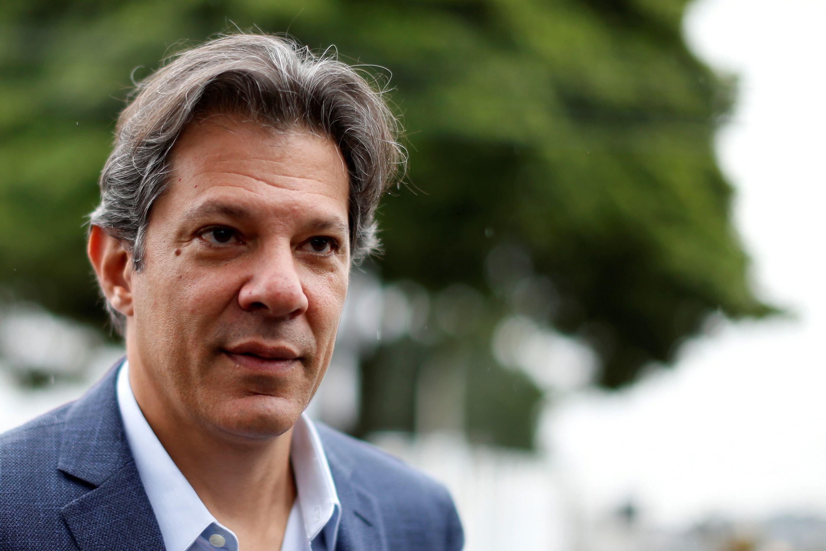 Haddad dá os parabéns a Bolsonaro, deseja boa sorte e deixa apelo