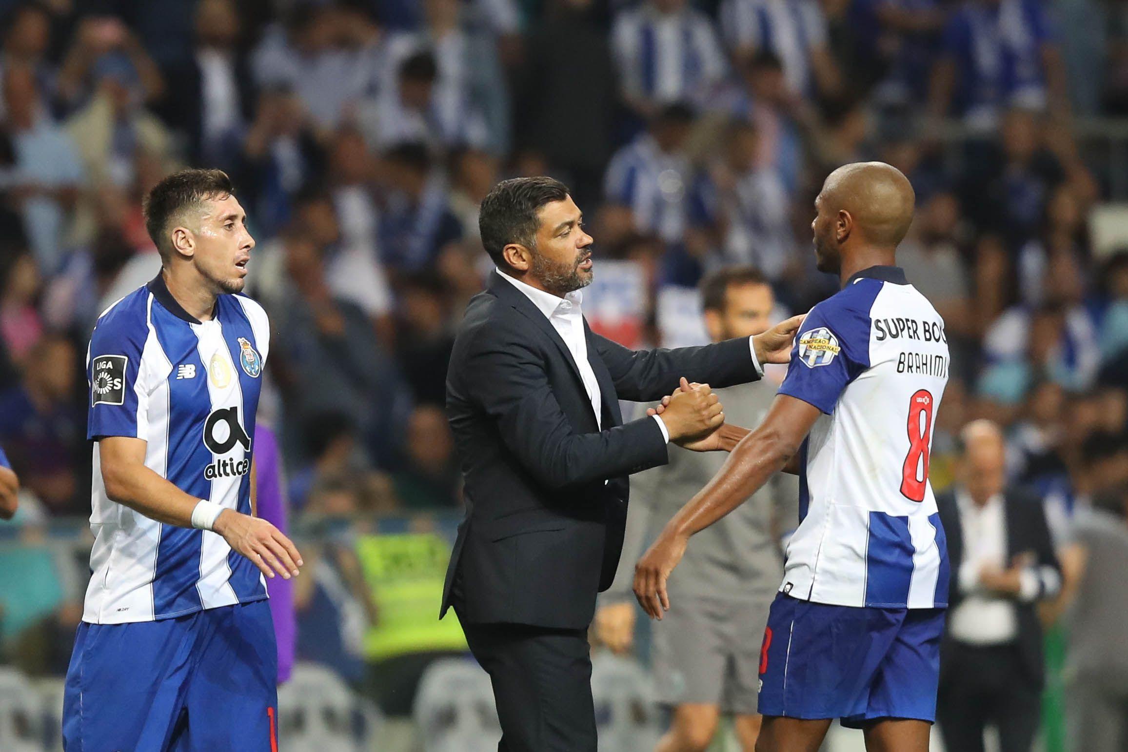 Faltam cinco dias para o FC Porto ver 46 milhões de euros a 'voar'
