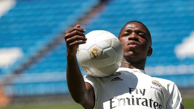 """""""O Cristiano Ronaldo é uma lenda do Real Madrid"""""""