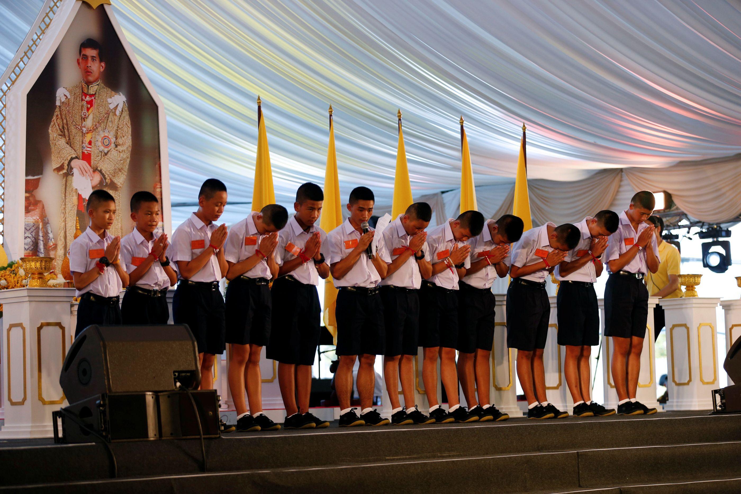 Crianças tailandesas presas em gruta inspiraram livro de Teolinda Gersão
