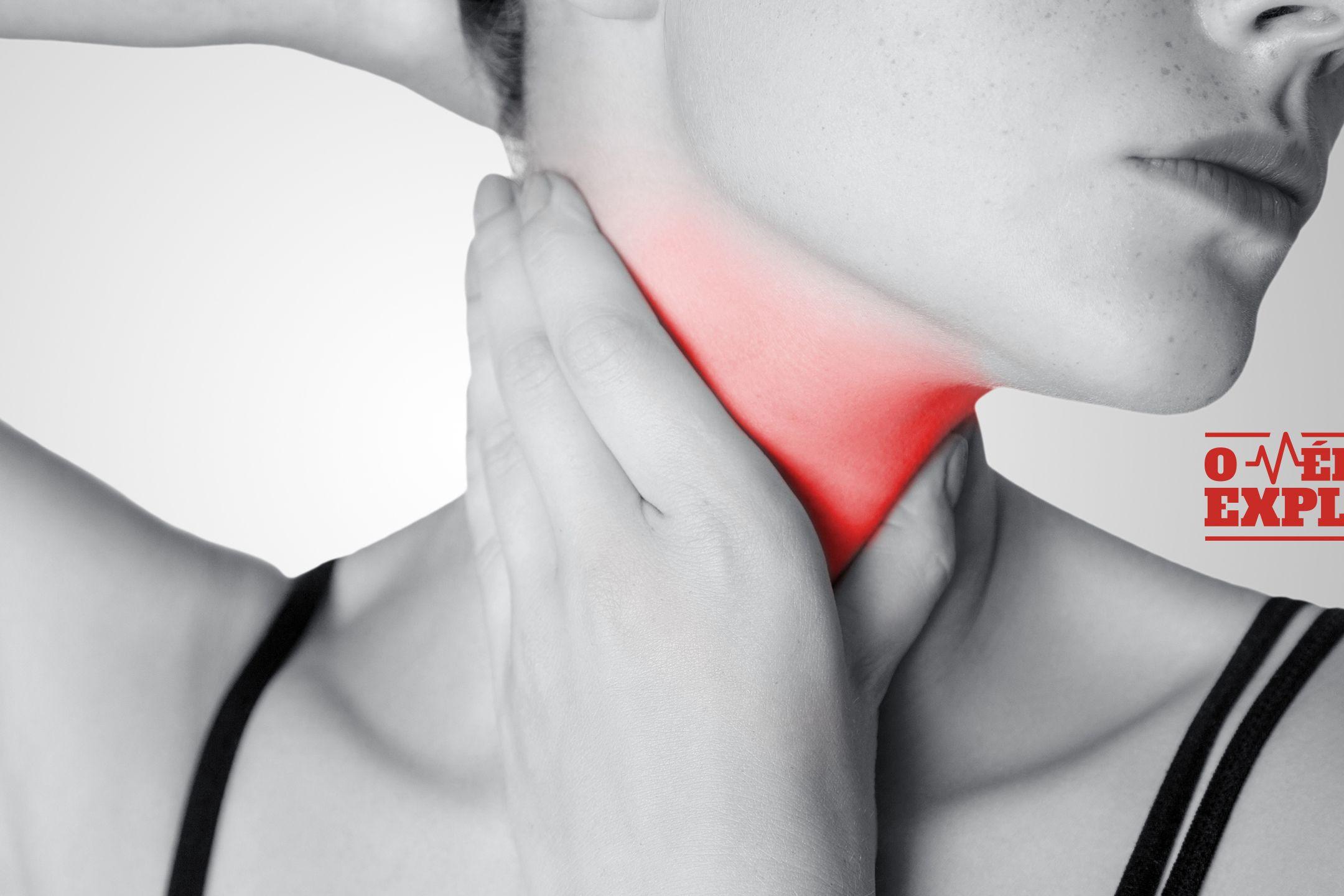 O médico explica: Tudo o que deve saber sobre cancro na cabeça e pescoço
