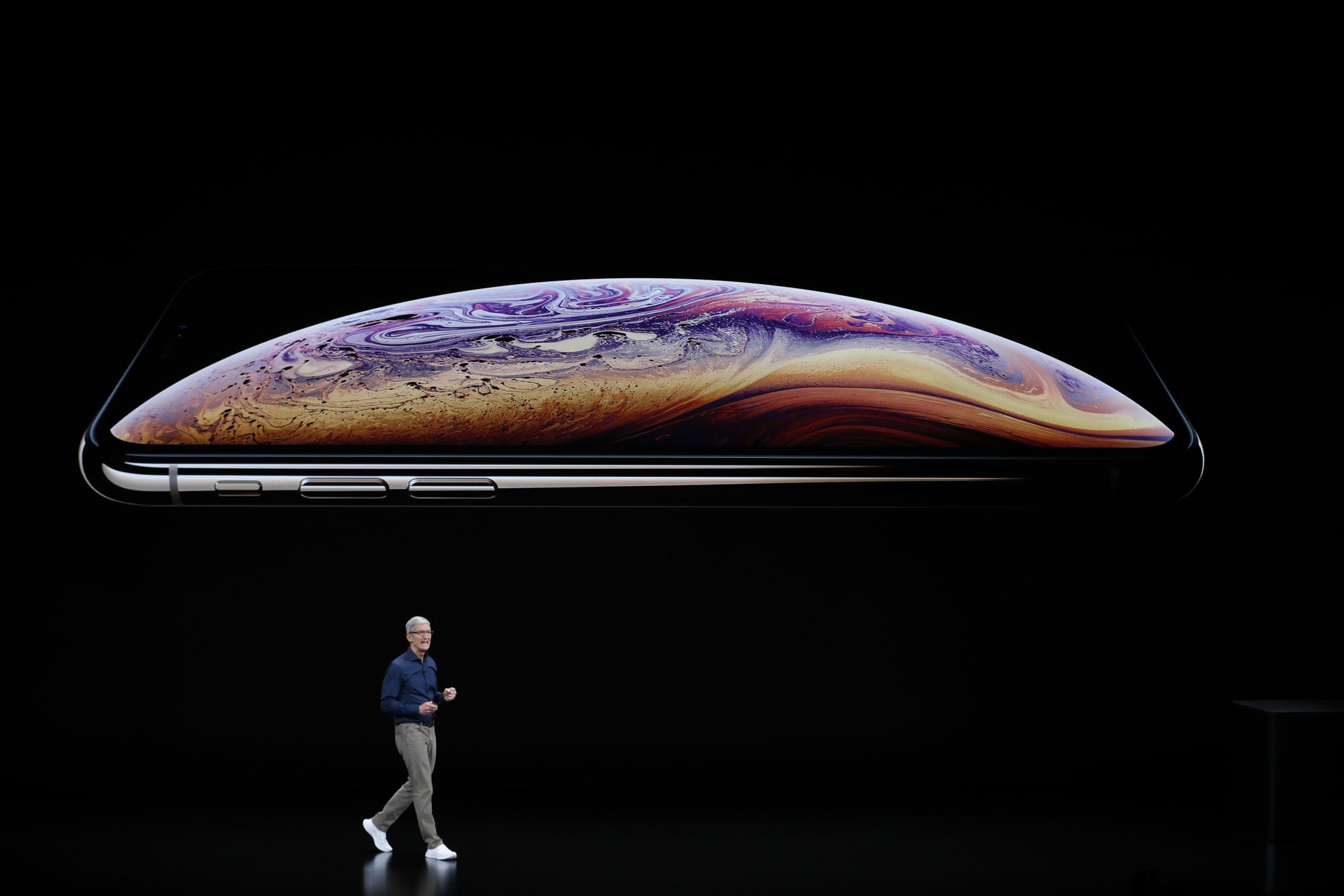 Foram reveladas as capacidades das baterias dos novos iPhones