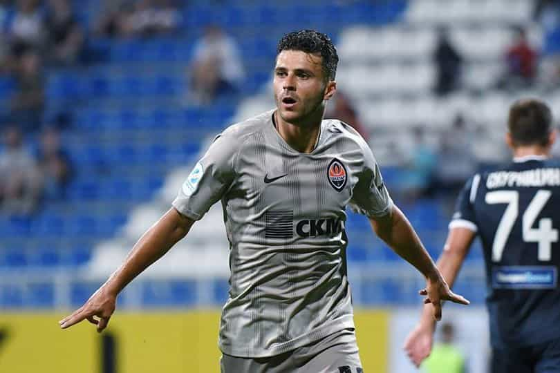 Portugal irá apadrinhar a estreia de Júnior Moraes na seleção da Ucrânia