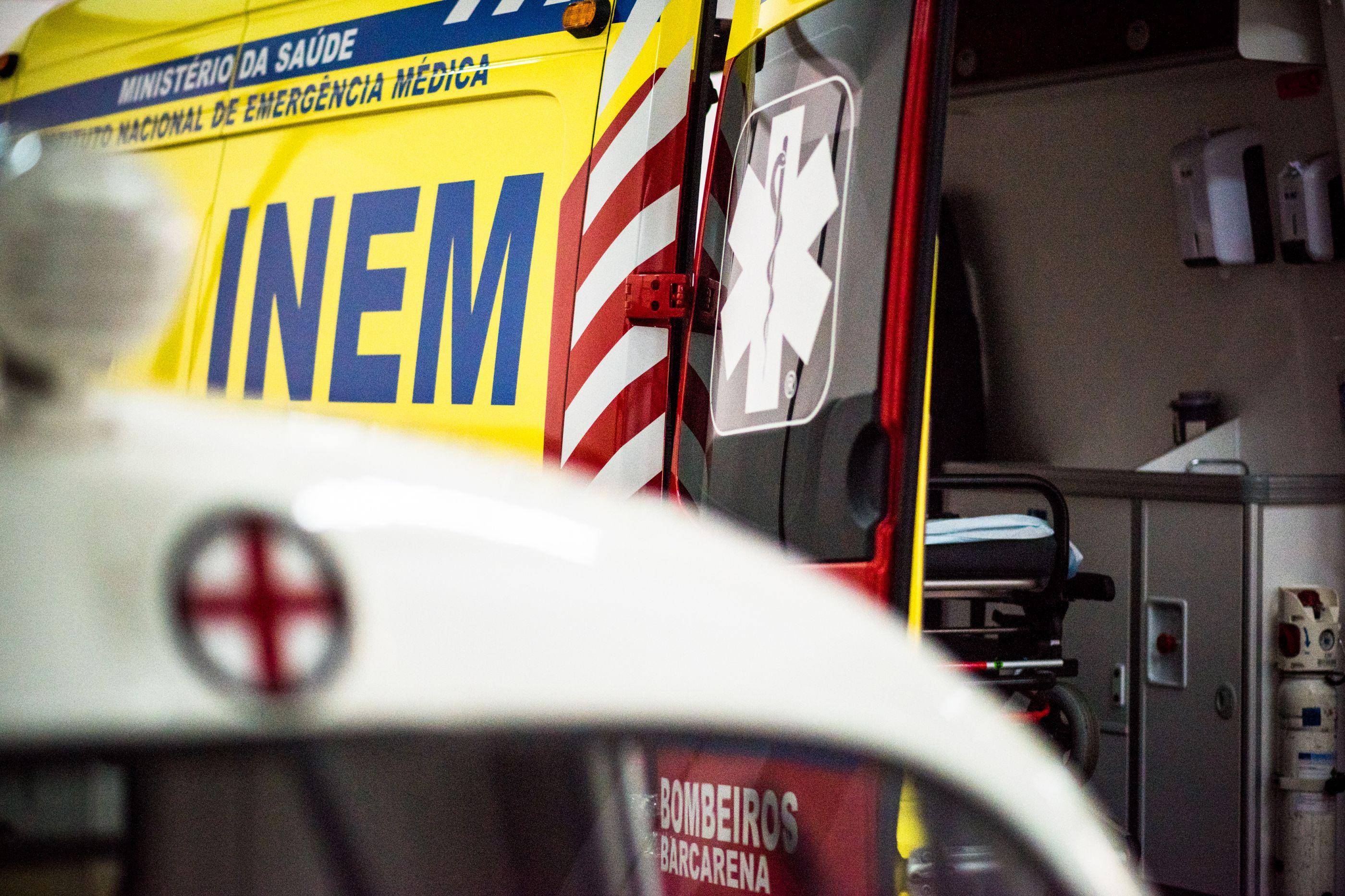 Homem baleado e deixado junto aos Bombeiros Sapadores do Porto