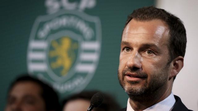 """""""Foi imprudente dizer que o Sporting tinha condições para ser campeão"""""""