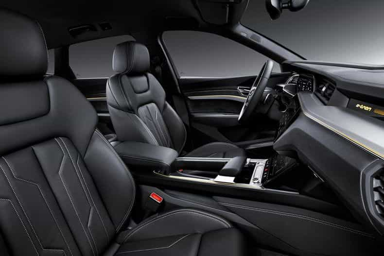 A Audi desvendou o seu primeiro carro 100% elétrico