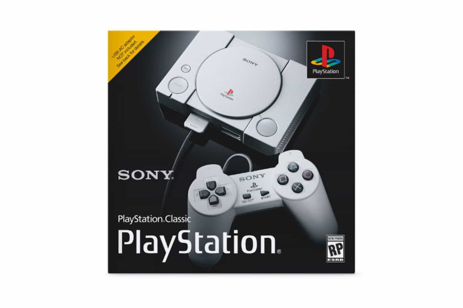 Tem boas memórias da PlayStation original? Esta versão 'mini' é para si